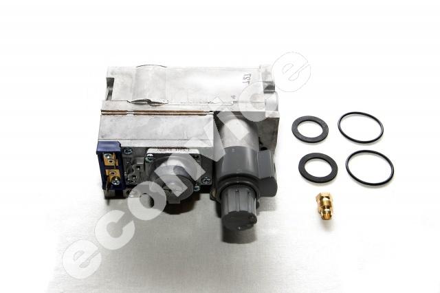 S. gasregelblok 1/2 V8600 C1020