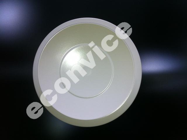 Metalen toevoerventiel, D=125mm [met klemveren]