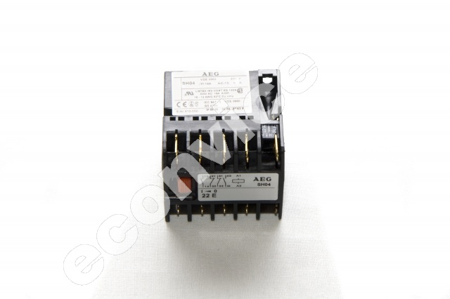 AEG relais SH 04.22E 24V 50Hz, B-8M(D)(G)