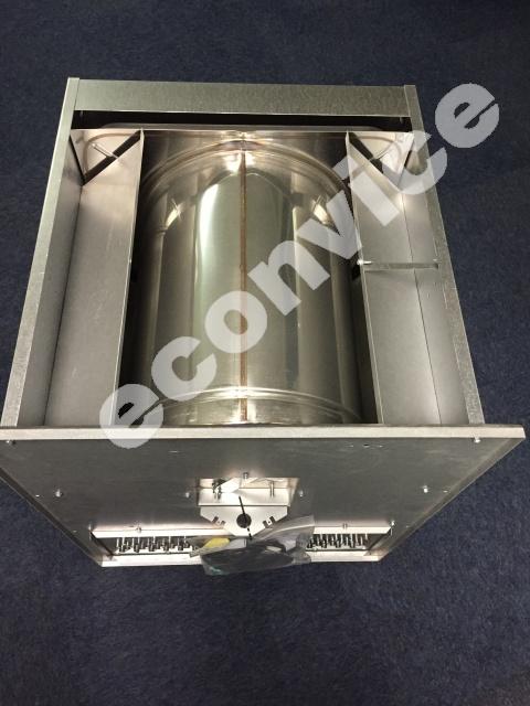 Warmtewisselaar B-40HR(D) (3400)
