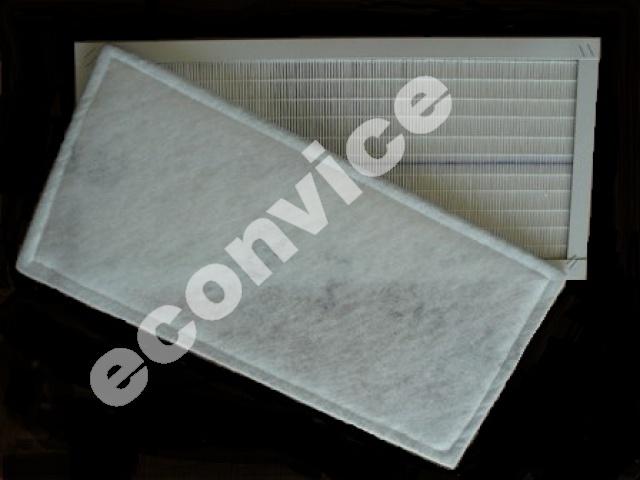 G3 + F7-filterset Renovent Excellent 300 & 400